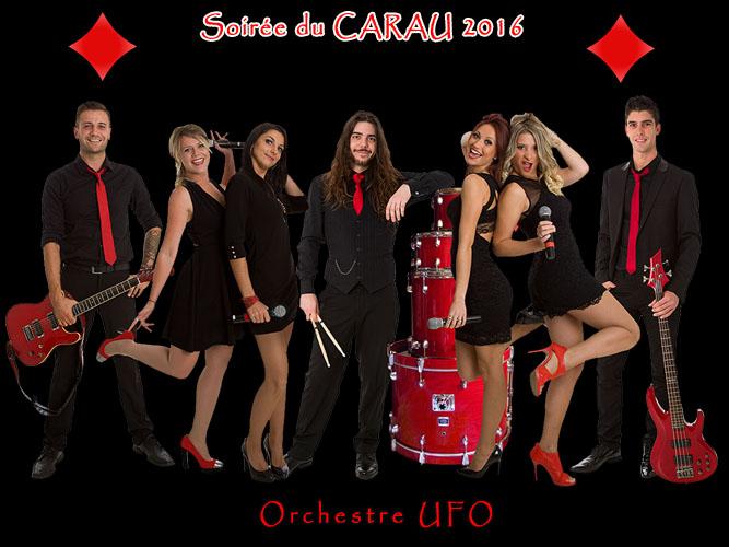 Orchestre UFO Martial Perrin