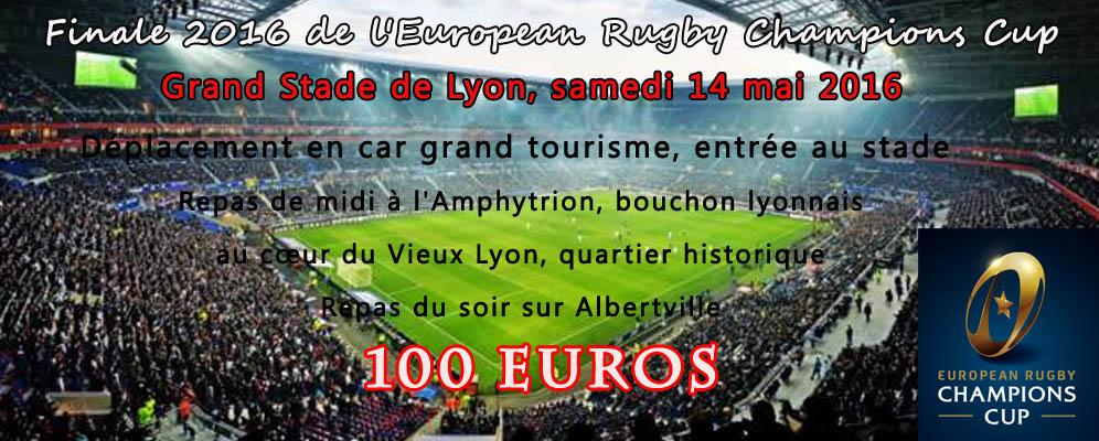 Lyon finale 2016 Grand stade