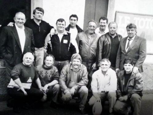 Anciens joueurs puis dirigeants ASU &CARAU